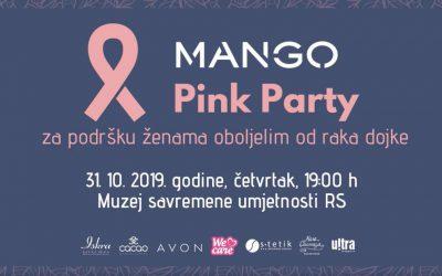Cacao Beauty Center učestvuje na PINK PARTY
